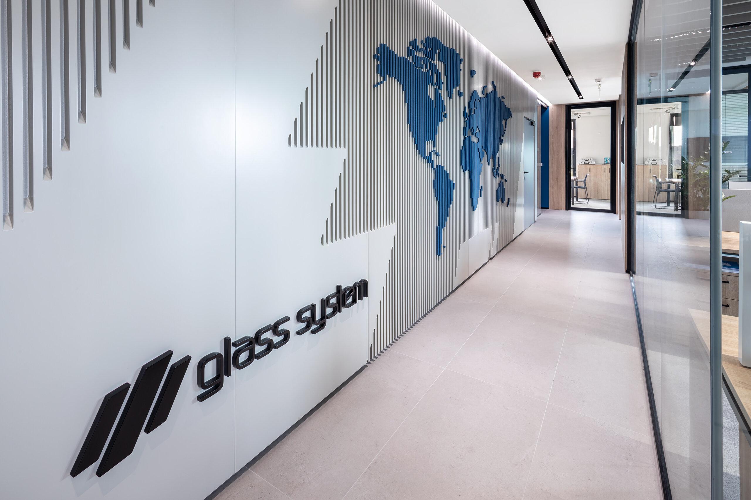 GLASS SYSTEM NOWE BIURO