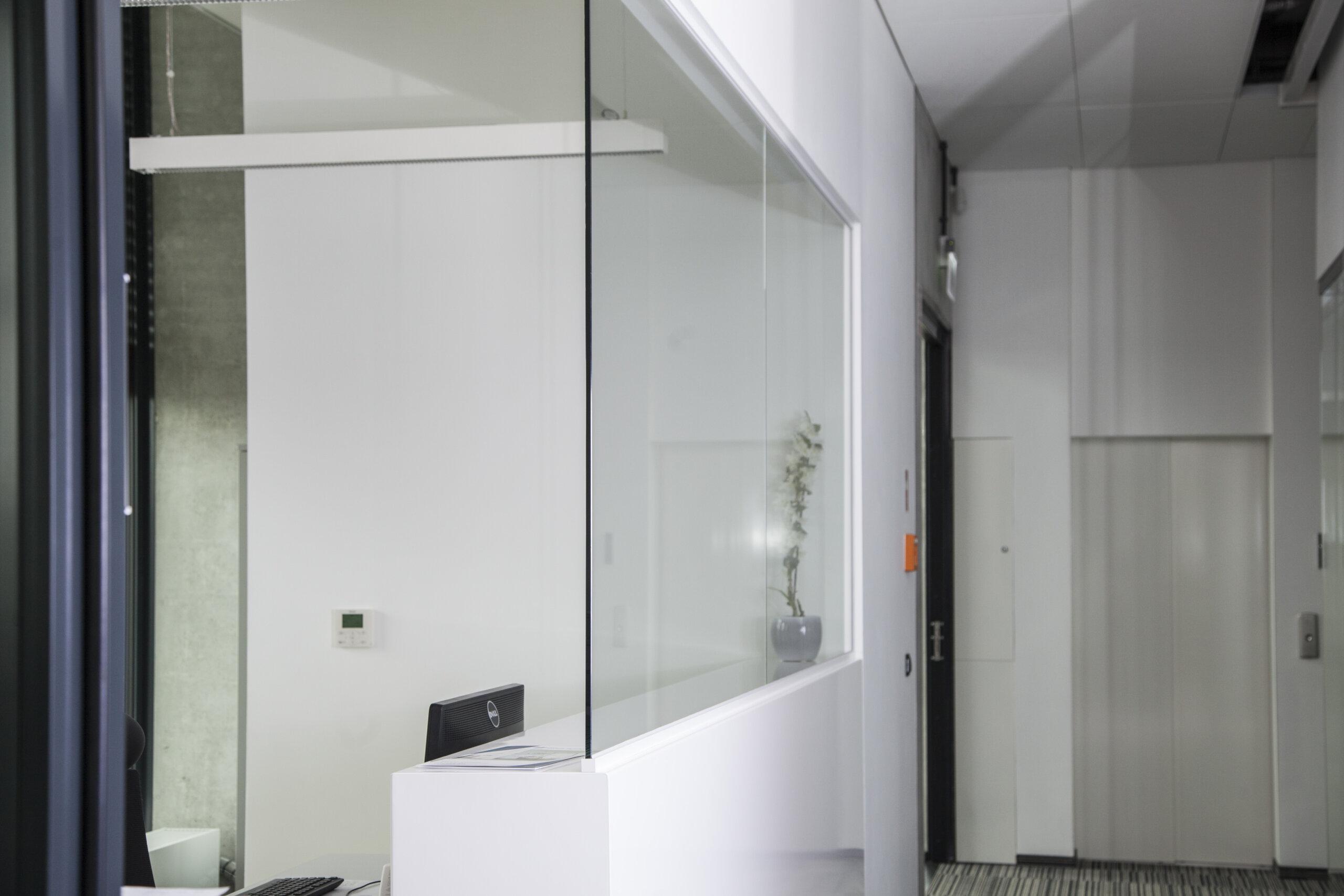 glass system ścianki szklane biurowe
